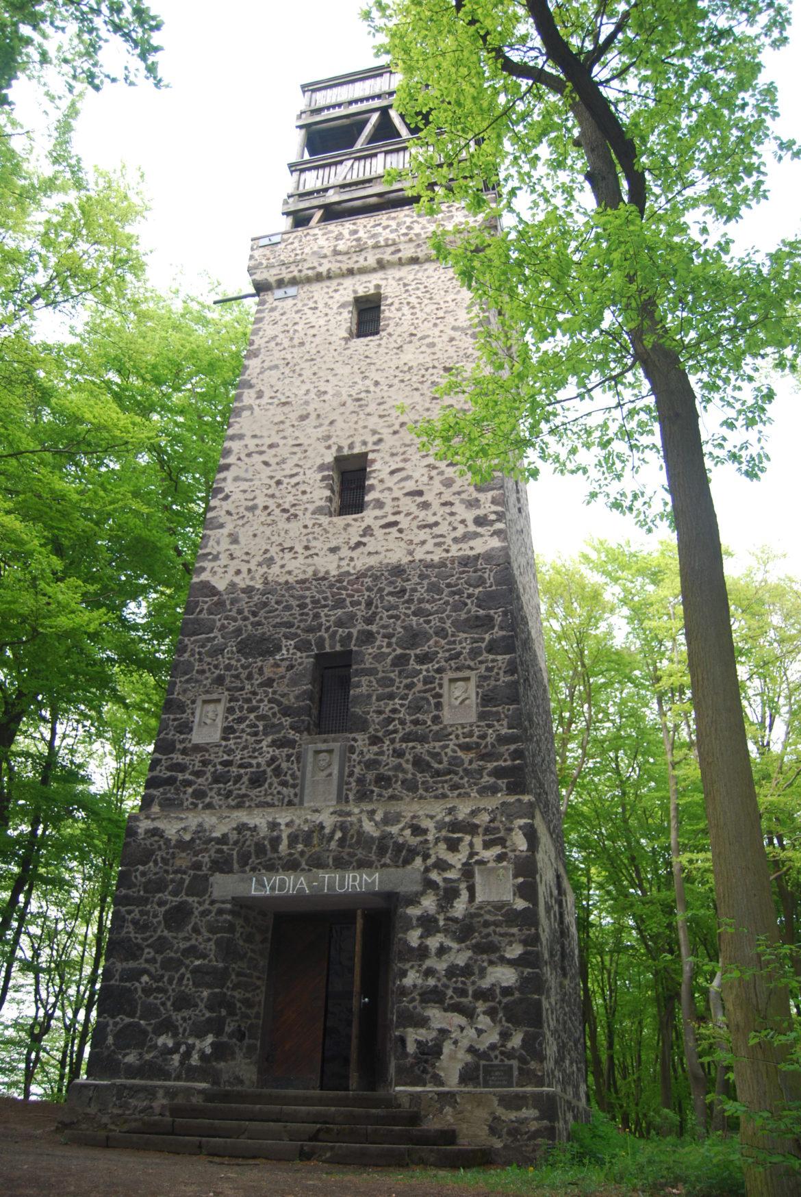 Lydia Turm Laacher See