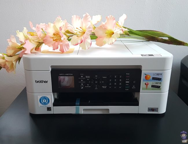 Brother MFCJ497DWG1 Multifunktionsgerät im Test 01