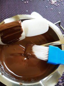 Partysnack mit Marshmallow DIY 02