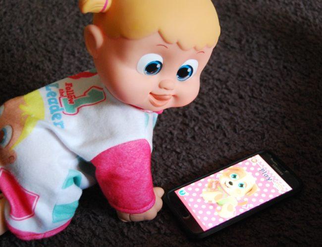 Bouncin' Babies Bonny kommt zu Mama 03