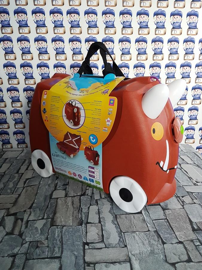 Trunki Grüffelo Gruffalo Kinderkoffer 01