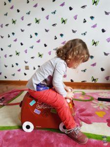 Trunki Grüffelo Gruffalo Kinderkoffer 10