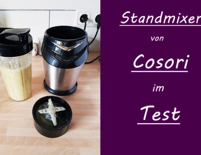 Cosori Standmixer Smoothie DIY 10