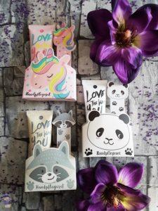 dm Handpflegeset Waschbär Einhorn Panda Handcreme 05