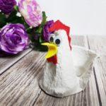 Eierbecher DIY – Basteln zu Ostern mit Kindern