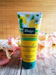 Kneipp Frühjahrsneuheiten Frühling Lippenpflege Dusche Bodylotion 06