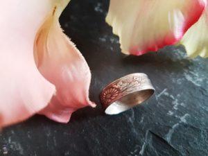 Coinsmith Ringe aus Münzen Upcycling handgemacht Kunsthandwerk 01