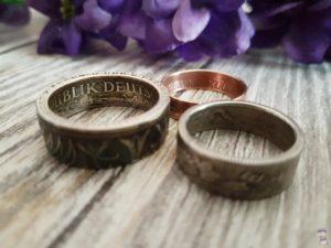 Coinsmith Ringe aus Münzen Upcycling handgemacht Kunsthandwerk 08