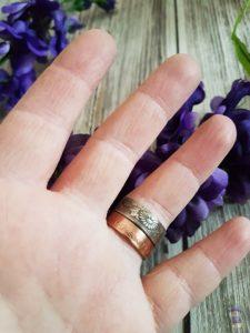 Coinsmith Ringe aus Münzen Upcycling handgemacht Kunsthandwerk 09