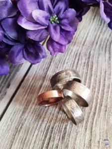 Coinsmith Ringe aus Münzen Upcycling handgemacht Kunsthandwerk 13