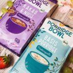 Porridge Bowl ohne Zuckerzusatz