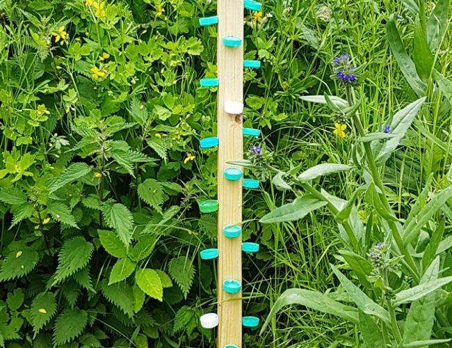 DIY Insekten Tränke Garten Upcycling 06