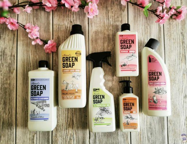 Marcel's Green Soap nachhaltige Putzmittel Seife Waschmittel 01
