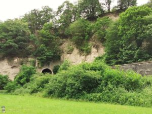 Trasshöhlen Brohltal Burgbrohl 01