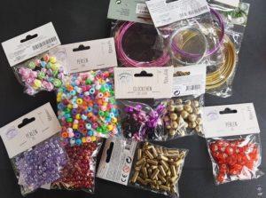 DIY Windspiel mit Perlen basteln mit Kindern 02