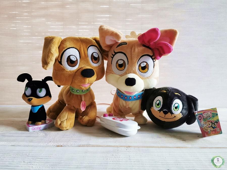 Chi Chi Love Plüsch Simba Hunde 01