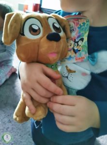 Chi Chi Love Plüsch Simba Hunde 07