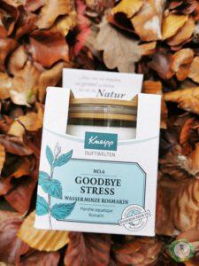 Kneipp Goodbye Stress Kerze Bodylotion Duschgel 01