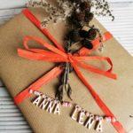 Geschenke nachhaltig verpacken – DIY Ideen