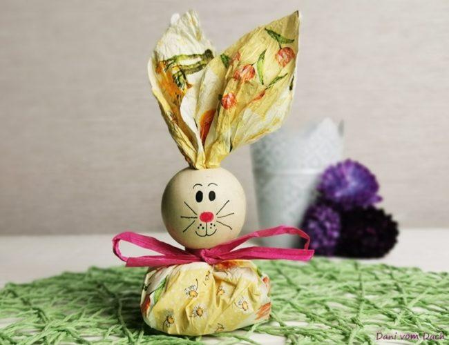 DIY Ostern Ostergeschenk Osterhase 06