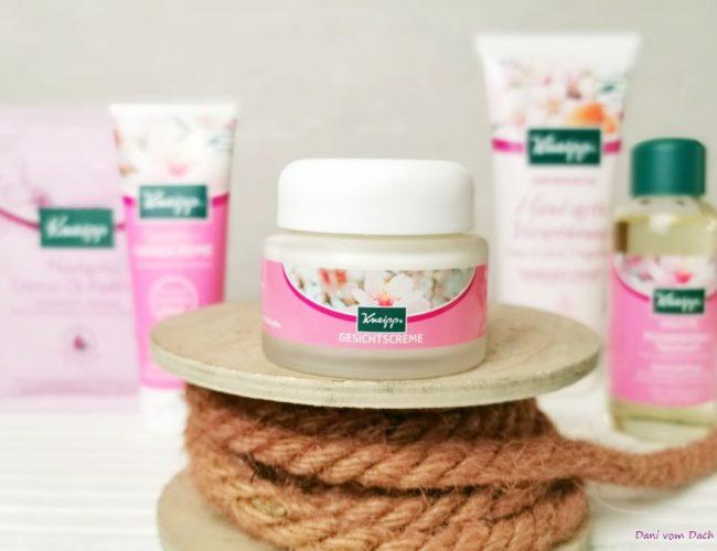 Kneipp Mandelblüten Hautzart Hautpflege 09