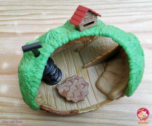DIY Feuerstelle Sylvanian Families Baby Igelhoehle 03