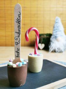 Trinkschokolade DIY Geschenk selber machen 08