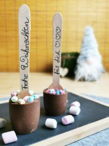 Trinkschokolade DIY Geschenk selber machen 09