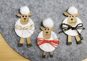 DIY Schafe Upcycling Ostern Basteln 06
