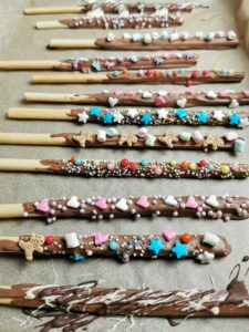 Grissini DIY Schokolade Valentinstag 19