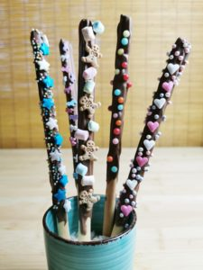 Grissini DIY Schokolade Valentinstag 24