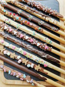 Grissini DIY Schokolade Valentinstag 29