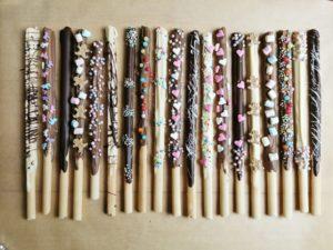 Grissini DIY Schokolade Valentinstag 33
